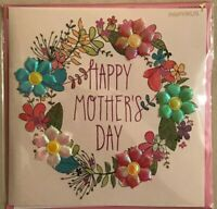 Papyrus - Mother's Day greeting card Mom Flowers - New in Packaging