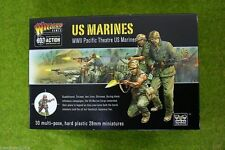 USMC MARINES Pacific Theatre Bolt Action Warlord Games 28mm SD