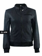 Leather Bomber Coats & Jackets for Women