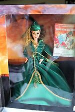 New In Box MATTEL Barbie Scarlett O'Hara Hollywood Legends Collection Doll 12045