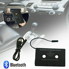 More details for bluetooth 5.0 car audio tape cassette adapter to aux for iphone ipod mp3 radio