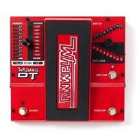 Digitech Whammy DT Pitch Shift Drop Tune True Bypass Guitar Effects Pedal