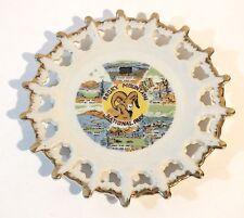 Rocky Mountain National Park Souvenir Decorative Plate Vacation Landmark Estes
