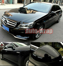 Ultra Glossy Vinyl 3 Layers Gloss Film Wrap for Car Hood Roof Black Bubble Free