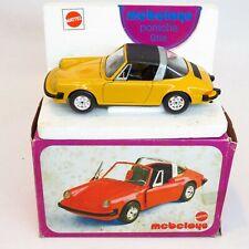Mebetoys Italy 8573 - Porsche 911S - 1/25 Boxed Die Cast Mattel 911