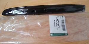GENUINE JAGUAR XK XKR-S FRONT WING NAME BADGE -BLACK- RH C2P23453PEC (L2)