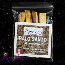 PALO SANTO aka The Sacred Tree aka The Holy Tree SMUDGE Sticks INCENSE