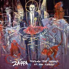 "FRANK ZAPPA ""FEEDING THE MONKIES AT MA MAISON"" ORANGE VINYL LP BLACK FRIDAY 2015"
