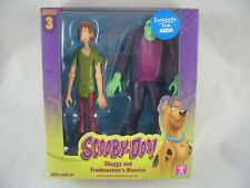 Scooby-Doo Shaggy and Frankenstein's Monster Action Figures Series 3