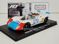 Slot car Scalextric Fly A2025 Porsche 908/02 #270 Targa Florio 1969