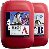 Mills Basis 20 Litre A & B