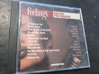 CD Ballads Für Dream Feelings Kompilierung 2002 Pretenders Bangles Usw