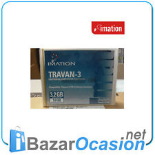 Unidad de cinta Travan-3 3.2 GB Cartridge Imation New