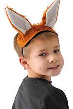 Fox Orejas & Cola Niños Animal Fancy Dress Costume fantástico para Día Mundial del Libro