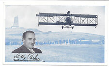 US Postcard - Billy Parker, Aviation Sales, Phillips 66 Petroleum Company Ad*