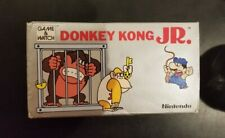 1982 Nintendo Game & Watch Donkey Kong Jr DJ-101 OPEN BOX. GAME NEW IN PLASTIC