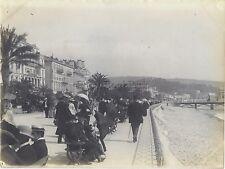 Nice France Vintage argentique ca 1900