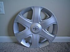 "(1) 2009-10 Toyota Matrix 16"" OEM 6-slot hubcap wheel cover 4262102100 #61149"
