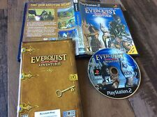EverQuest Online Adventures (Sony PlayStation 2, 2003) Used Free US Shipping