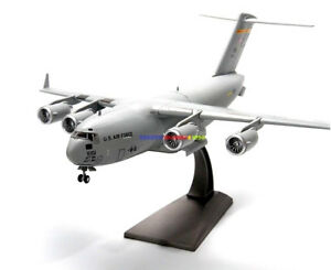 1/200 Diecast Planes USA Air Force C-17 Globemaster III American Aircraft Model