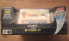 Toys R Us Exclusive Geoffrey Giraffe Miniature Store topps BB cards 1993 rare