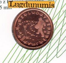 Slovénie 2007 5 Centimes d'Euro BU FDC provenant du coffret 100000 exemplaires