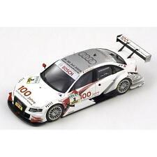 1/43 Spark Audi A4  DTM 2009  #2  Tom Kristensen