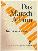 Das Marsch Album für Akkordeon