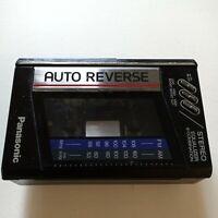 Vintage Panasonic RX-SA70 AM/FM Radio Cassette Player Walkman FOR PARTS/REPAIR