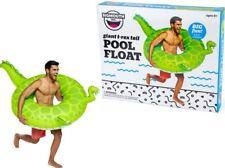 Bigmouth Inflable Gigante T-Rex Cola Pool Float Piscina Agua Tumbona