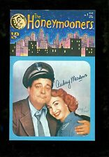 Audrey Meadows Autographed Honeymooners Comic book #1 632/5000 Ken Goldin COA