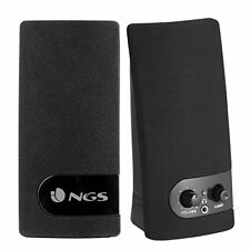 NGS SB150 Soundband 2.0 USB Powered Multimedia Speaker - Black