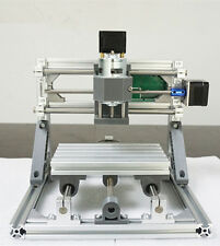 NEW 3 Axis DIY CNC Engraver Machine + 500mW Laser Engraver Milling Wood Carving