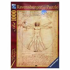 Ravensburger 15250 Puzzle 1000 pz Leonardo Uomo Vitruviano