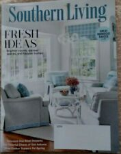 Southern Living Magazine MARCH 2021 Fresh Ideas NEW Great Barbecue Sauces