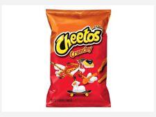 Cheetos Crunchy Original American Crisps Snacks USA Imported 56.7g Bag