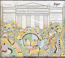 Donizetti: Linda Di Chamounix / Gavazzeni, Dara, Kraus, Bruson, Milano 1972 - CD