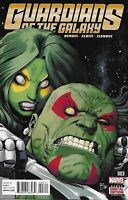 Guardians Of The Galaxy Comic Issue 3 Modern Age First Print 2016 Bendis Schiti