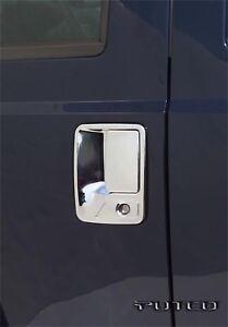 Exterior Door Handle Cover-Crew Cab Pickup Putco 401013