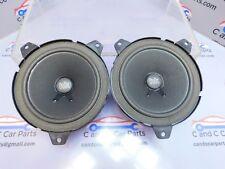 BMW E46 Pair of Harman Kardon Tweeter Speakers  8368244