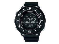Seiko JDM Sbep013j SBEP013 200m Solar Powered Alarm World Time Mens Watch