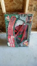 Mr. Christmas Sing Along With Santa Karaoke Musical Light Show 1993 Vintage