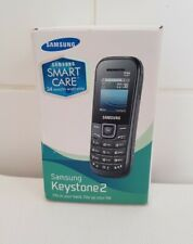 Samsung Keystone 2 GT-E1205Y Black NEW/SEALED MOBILE/CELL PHONE