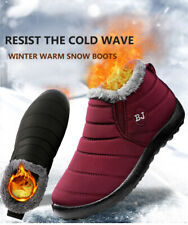 BJ™ Washington Boots Waterproof Women Men Unisex Shoes Comfortable Winter Snow