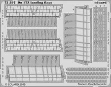 Eduard #72597 1/72 Dornier Do 17Z Landing Flaps Detail Set for Airfix A05010 kit