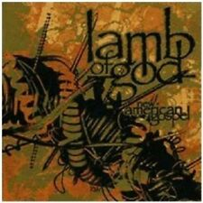 LAMB OF GOD - NEW AMERICAN GOSPEL  CD 15 TRACKS HARD 'N' HEAVY/ DEATH METAL NEU