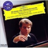 EMIL/JOCHUM,EUGEN/BP GILELS - KLAVIERKONZERTE 1,2/FANTASIE OP.116,1-7 2 CD NEU