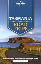 Lonely Planet Tasmania Road Trips (Travel Guide) New Paperback Book Lonely Plane