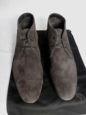 NEW Mens Gieves Hawkes Harrys Of London Brown Suede Chukka Boots UK 13 RRP £350