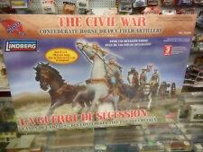Lindberg The Civil War La Guerre De Secession Confederate Artillery Nib